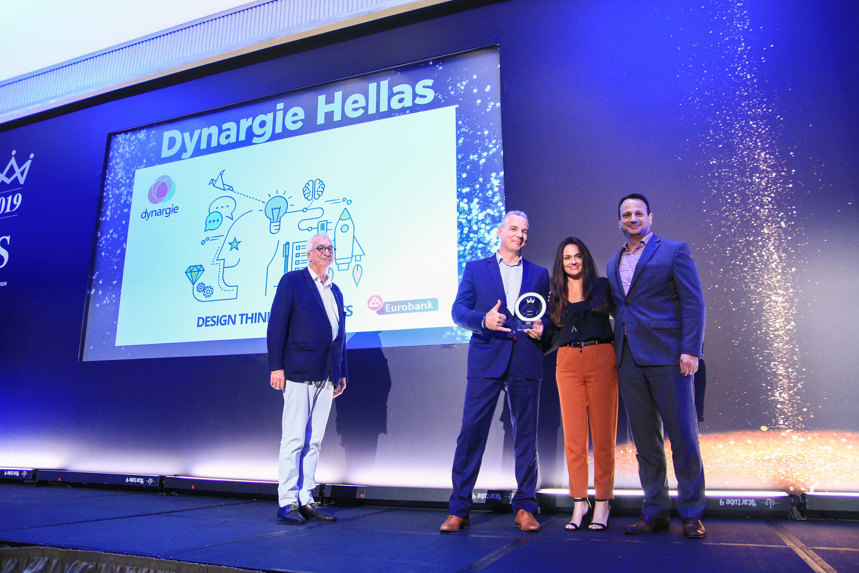 HR awards, Dynargie, most innovative HR consulting company